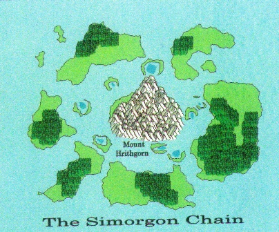 The Simorgan Chain & Mount Hrithgorn